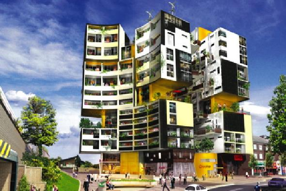 Apartment Building Design Concepts apartment-building-design-and-urban-apartment-interior-design_2