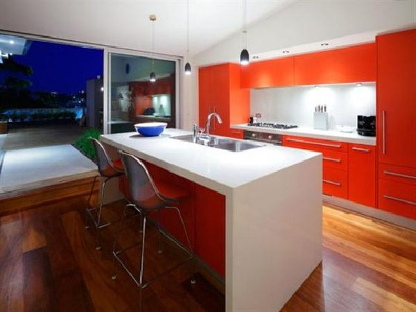 amazing modern penthouse a dream home design kitchen design - Home Design Kitchen
