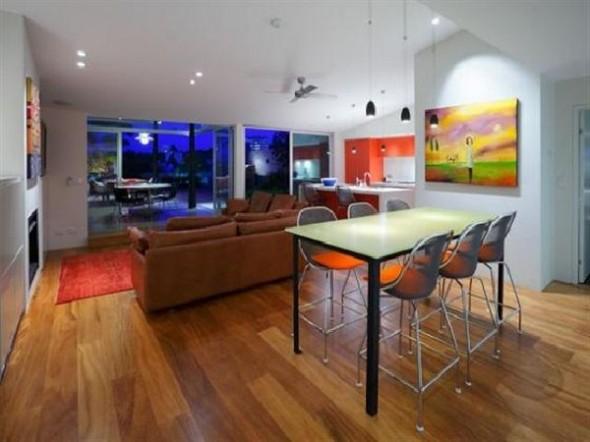 Amazing Modern Penthouse A Dream Home Design Main Room