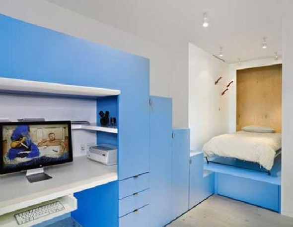 Apartment Modern Kids Bedroom Ideas