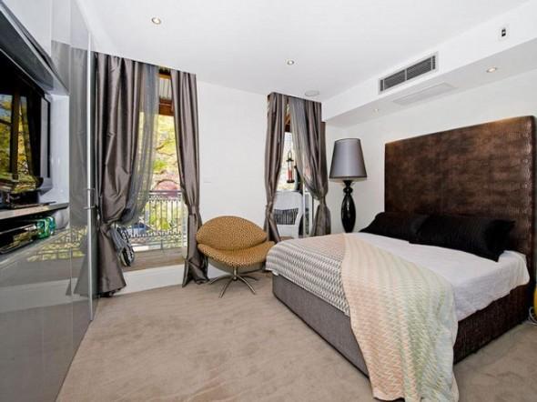 Bachelor Apartment Design Guest Room