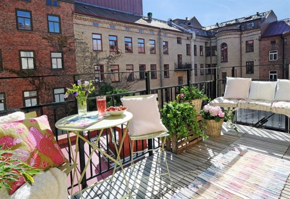 Beautiful and Bright Two Room Apartment in Central Gothenburg Vasastan Apartment