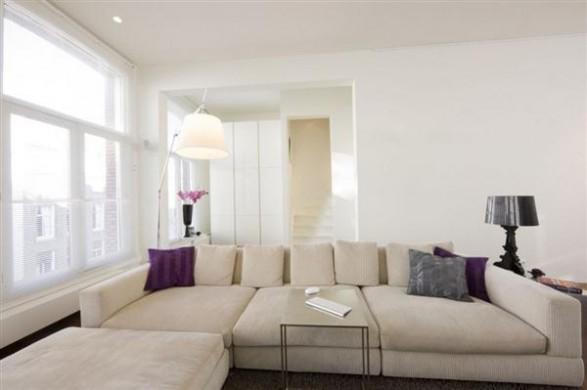 Bright and cozy Apartment Interior Design inspiration