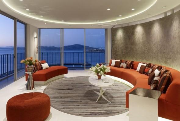 California, Contemporary Interior, Gary Hutton, Mark English Architects, San Francisco, USA