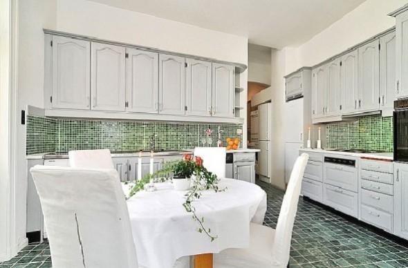 Classic Interior Decor for Apartment