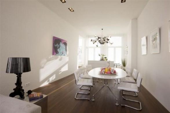 Interior Design by Hofman Dujardin Architects with minimalist concept
