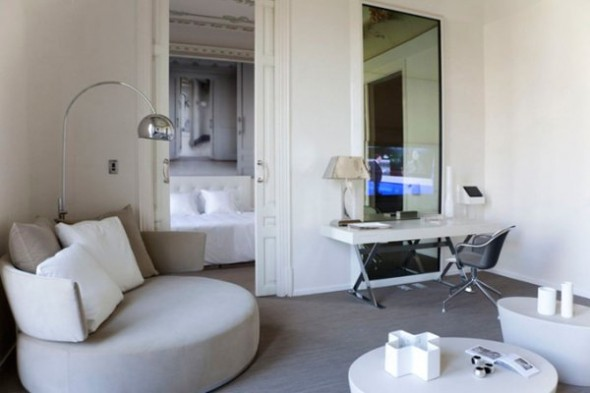 Lease deluxe appartment in Barcelona