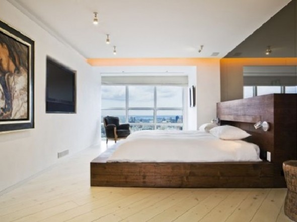 bedroom apartment design by Apartment Creative Agency