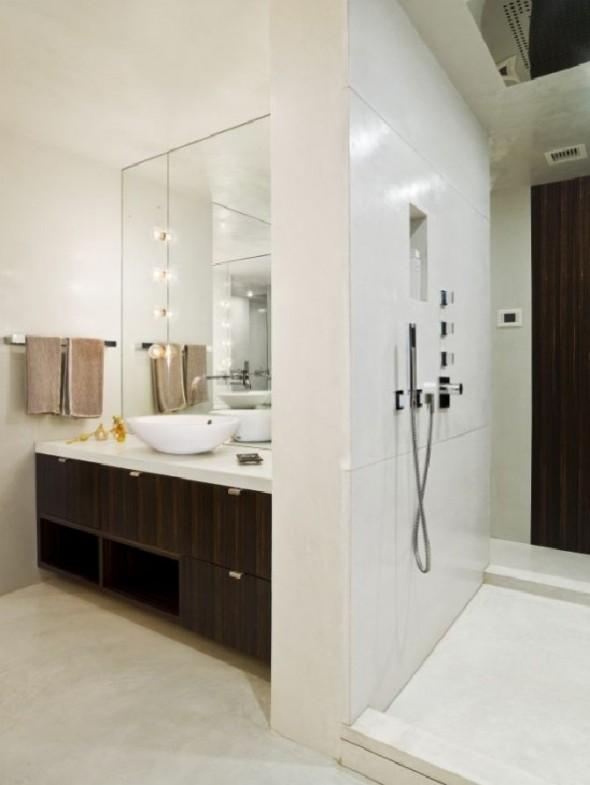 bathroom apartment design by Apartment Creative Agency