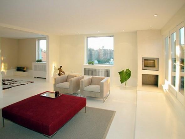 Modern design apartment by ochsdesign