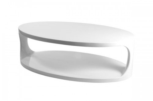 Serena Oval Coffee Table