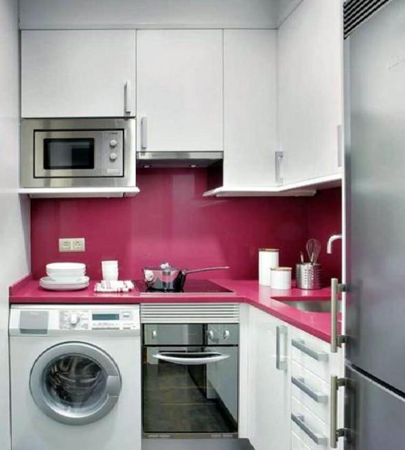Sweet-Kitchen-Interior-Design-Small-Apartment