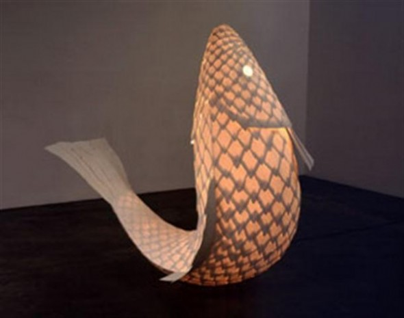 Unique-fish-Lamp-with-Cute-and-Funny-Design