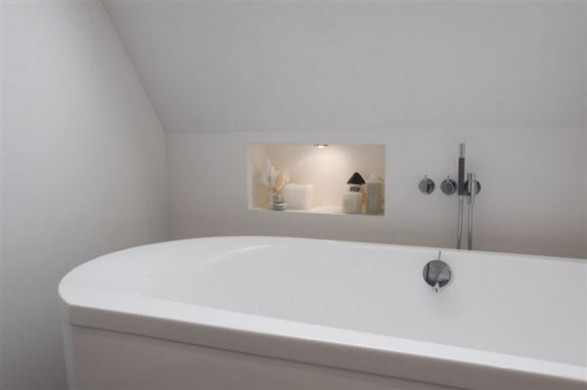bathub Design ideas by Hofman Dujardin Architects