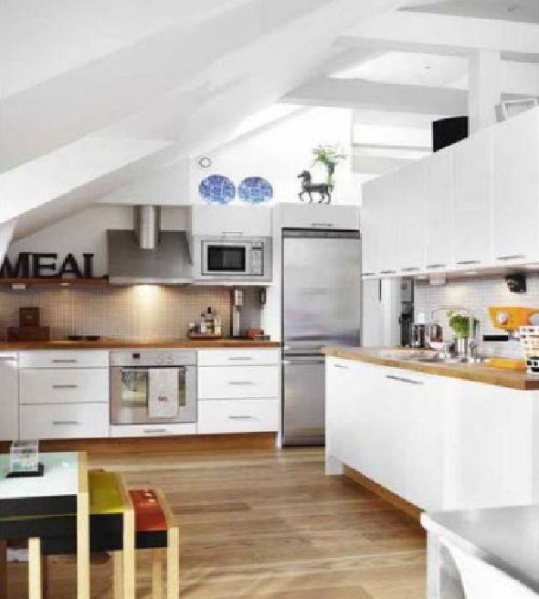 cozy apartment kitchen decor