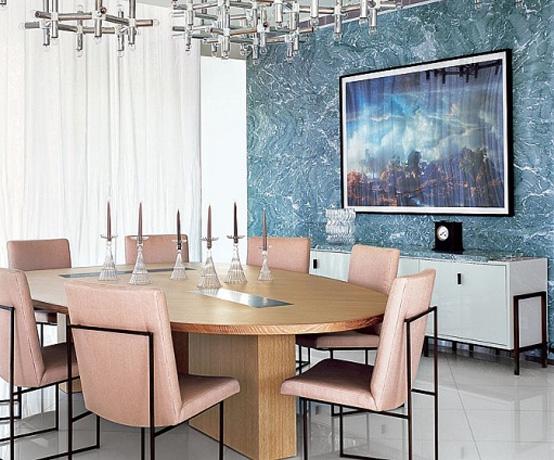 dining room interiors decor