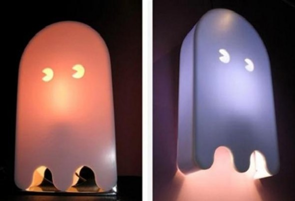 ghost-Lamp-with-Colorfull-and-Funny-Design