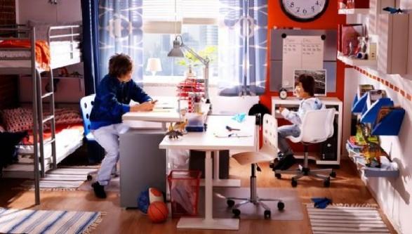 IKEA Teen and Kids Room Design Ideas | 2017 Apartment Concept Idea ...