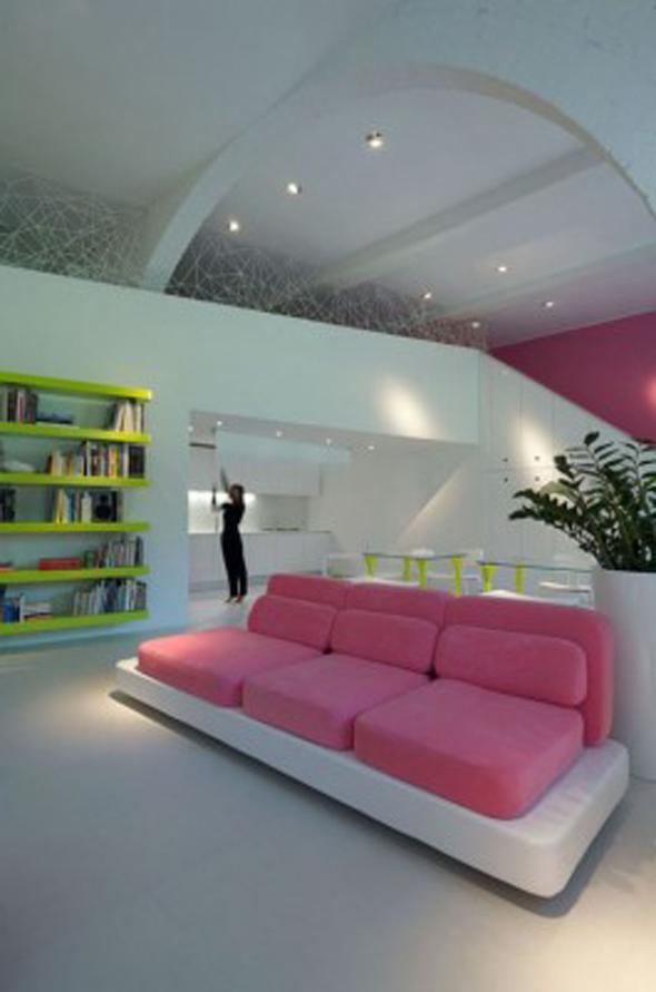modern apartment decorativedesign