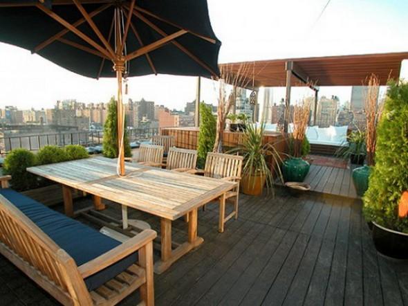 pergola design apartment