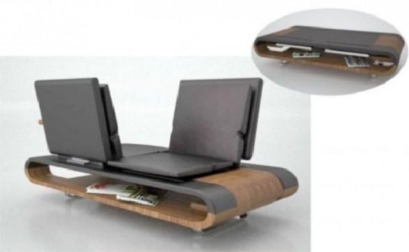space saving multi functional sofa designs