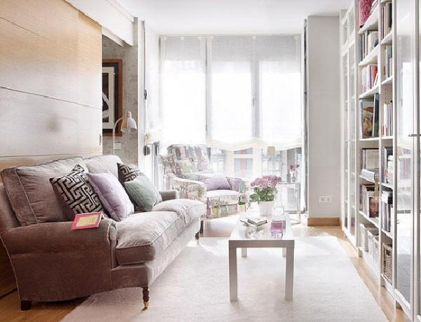 square meter apartment comfy