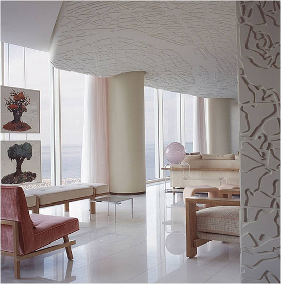 wallpaper interiors designs