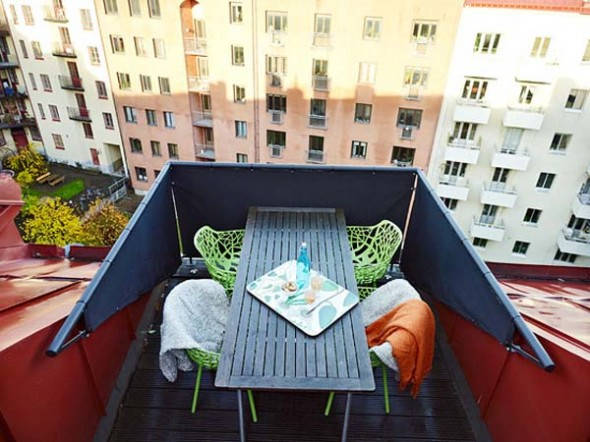 Apartment Home Decorating casebo Design Ideas-balcon
