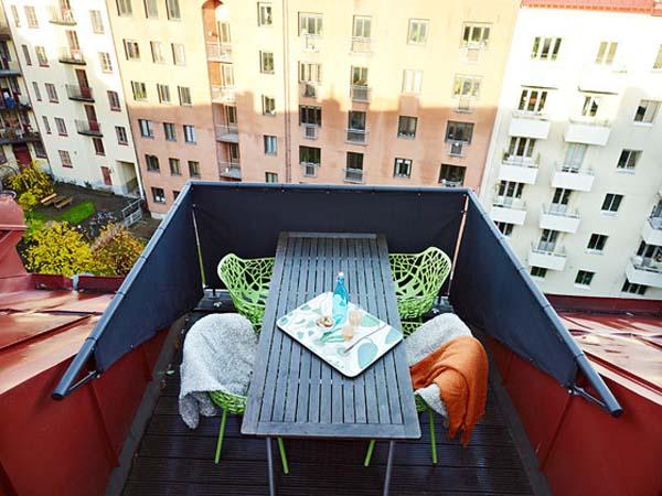 Apartment Home Decorating casebo Design Ideas-balcon