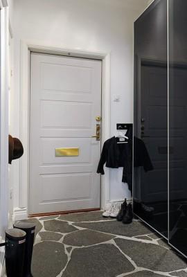 apartment entrance design door furniture
