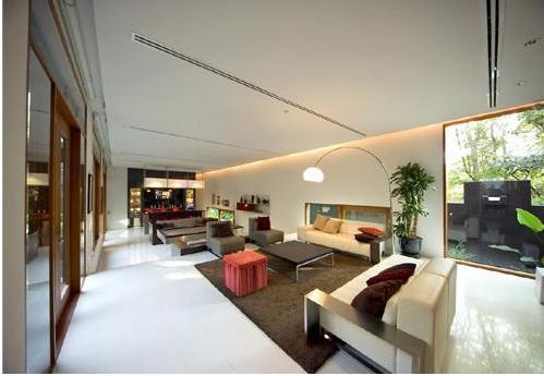 bangkok house modern interior