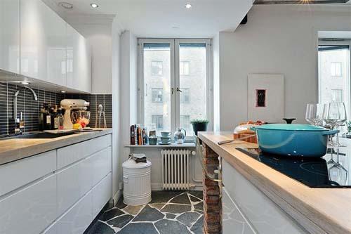 Small Modern Apartment Design. Fascinating Ultramodern Apartment ...