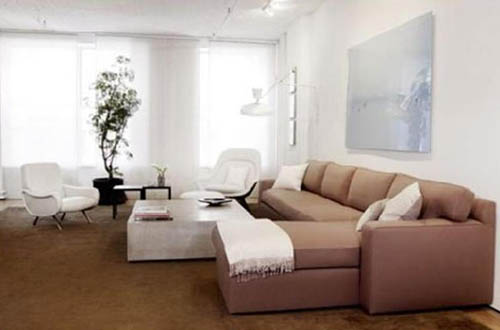 small apartment living room ideas by Tori Golub