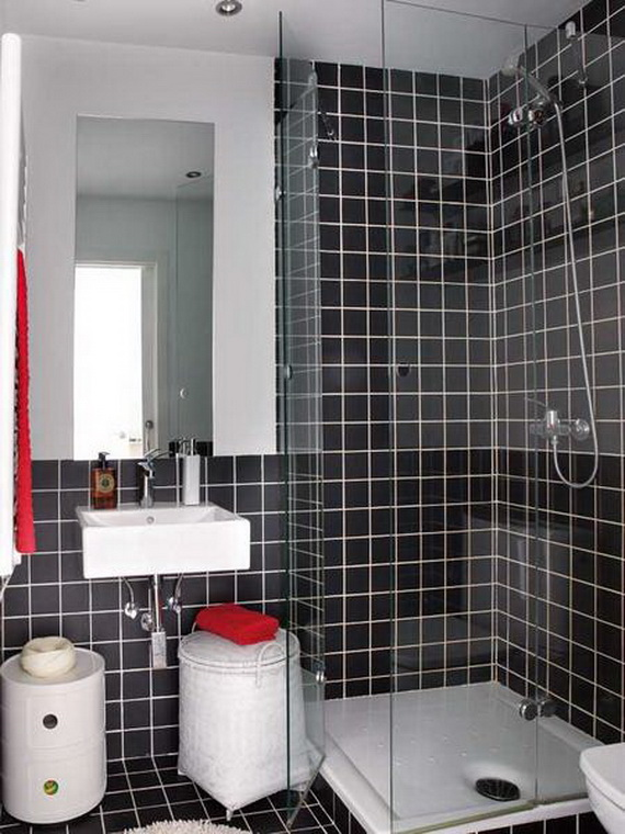 Bathroom-Very Small Apartment Design Ideas by Angelina