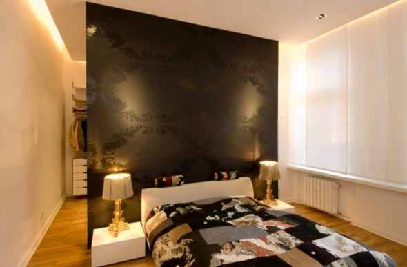Modern Apartment Interior Design Ideas Berlin Rodeo Master Bedroom