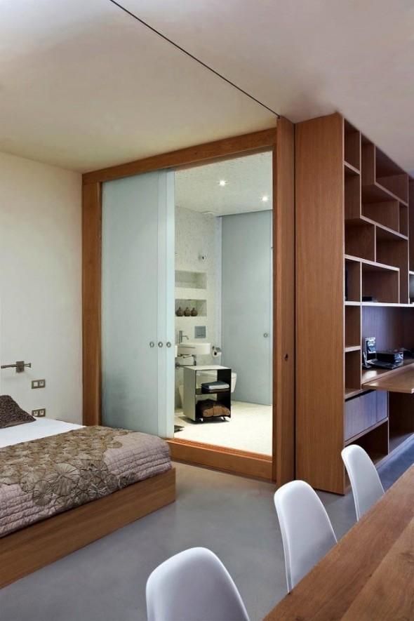 Bedroom Interior at Apartment