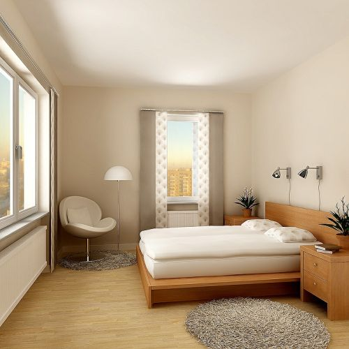creating modern bedroom apartment design for limited e small