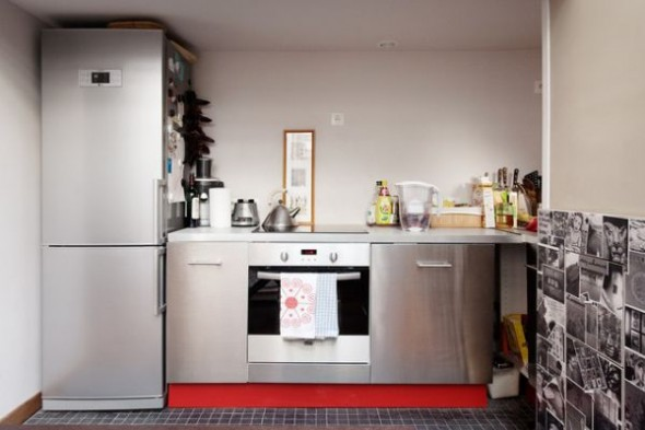 Kitchen Apartment in France