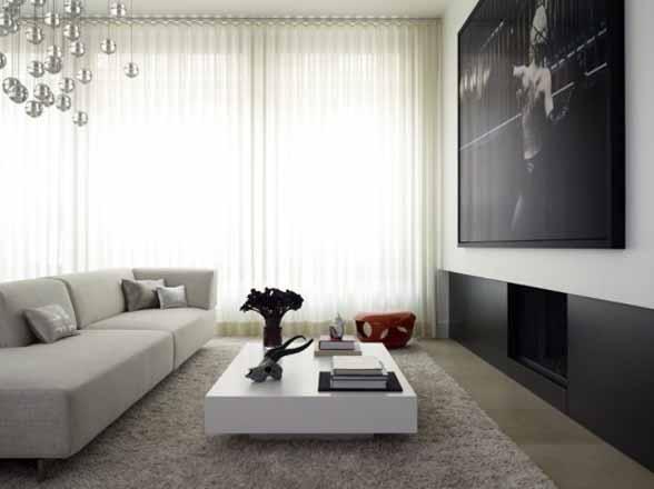 Modern Flat Interior Design apartment interior design. nice apartment building interior and