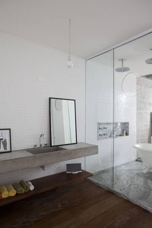 Sao Paolo Apartment Interior09