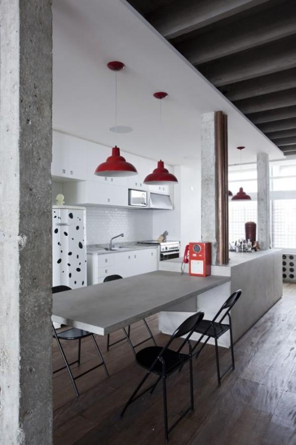Sao Paolo Apartment Interior15