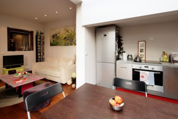Small Apartment in France