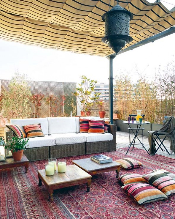 Bohemian Apartment in Barcelona