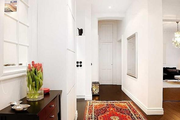 elegant partition apartment