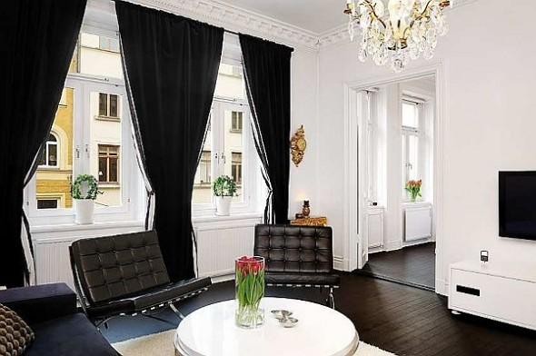 elegant reception apartment picture