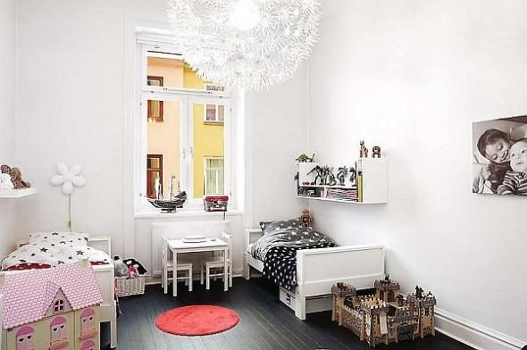 elegant single bed apartment