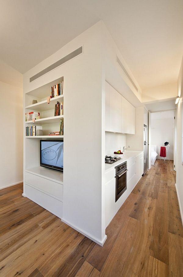 40 sqm remodel apartment