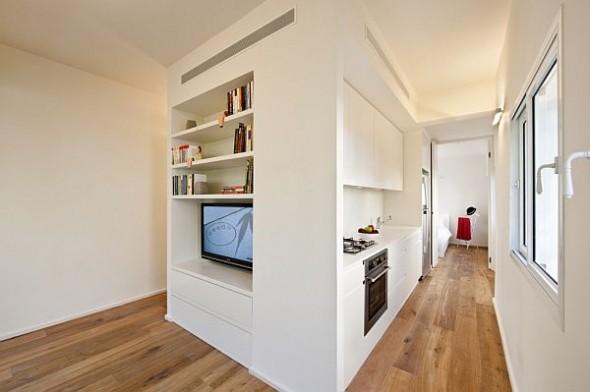 40 sqm remodel house