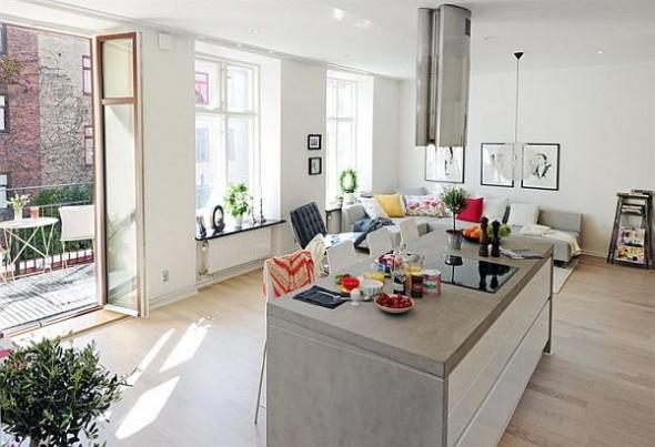 Vasastan Apartment Two room