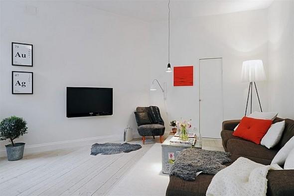 contemporary and Elegant complex sofa carpet apartment in Vaasa City